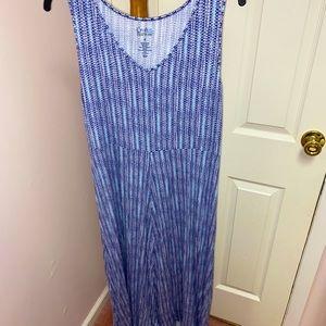 croft and barrow maxi dress